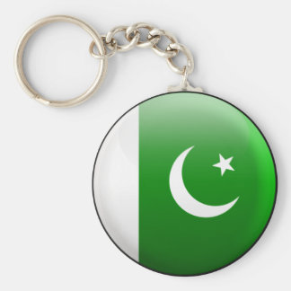 Pakistan Flag Keychain