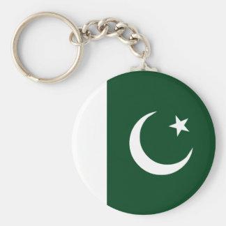 Pakistan Flag Keychain