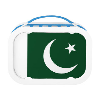 Pakistan Flag Lunch Box