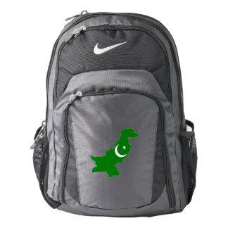 Pakistan Flag/Map