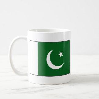 Pakistan Flag ~ Map Mug