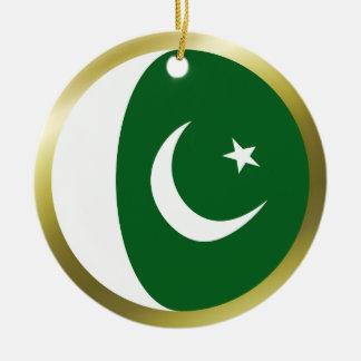 Pakistan Flag Ornament
