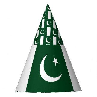 Pakistan Flag Party Hat