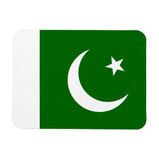 Pakistan Flag Rectangular Photo Magnet
