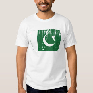 Pakistan Flag T Shirts