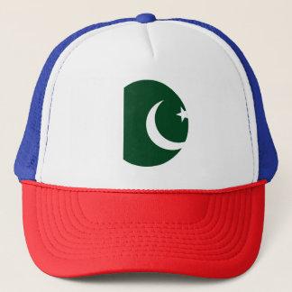 Pakistan Flag Trucker Hat