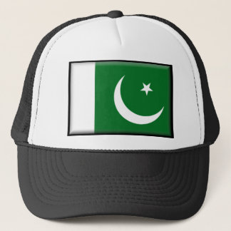 Pakistan Flag Trucker Hat