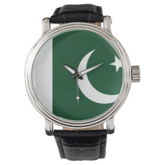 Pakistan Flag Watch