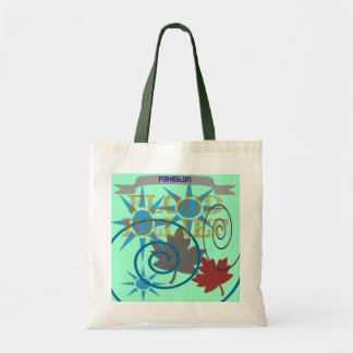 Pakistan Flood Relief - Recyclable Tote Option 4