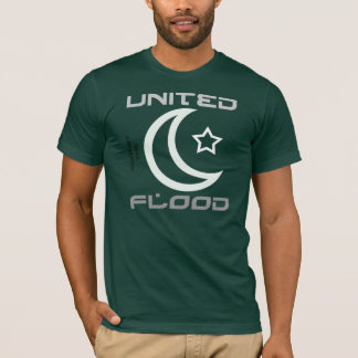 Pakistan Flood Relief - United Option 2 T-Shirt