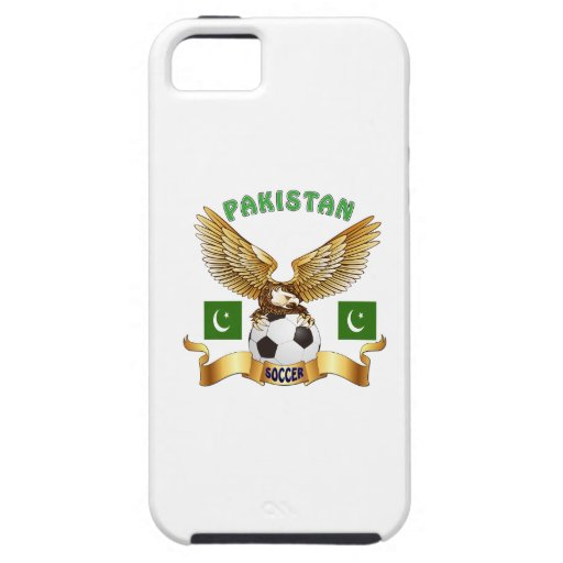 Pakistan Football Designs iPhone 5 Cover