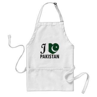 Pakistan Love Standard Apron