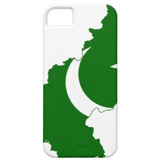Pakistan Map Flag iPhone 5 Case