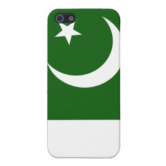 Pakistan nation flag iPhone 5 cases