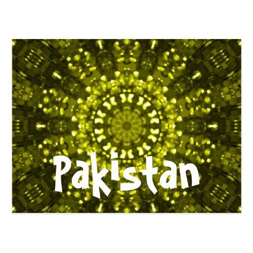 Pakistan postcard