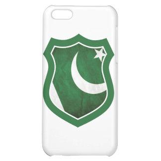 Pakistan Shield iPhone 5C Cases
