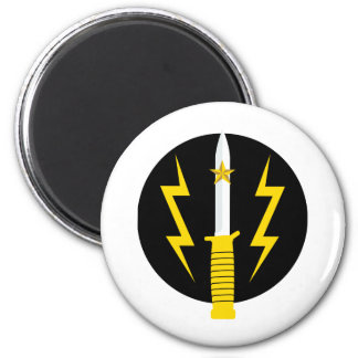 Pakistan Special Services Group - SSG 2 Inch Round Magnet