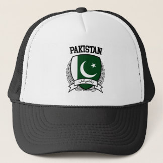 Pakistan Trucker Hat