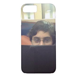 Pakistani Boy Studying iPhone Case