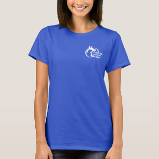 PAL Volunteer Logo Shirt - Blue