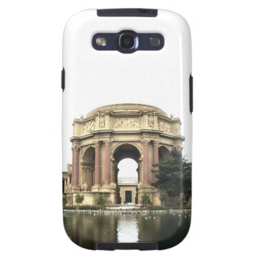 Palace of Fine Arts Samsung Galaxy SIII Cover