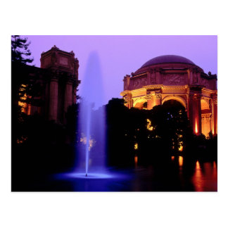 Palace of Fine Arts Postcard