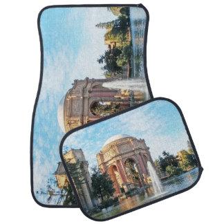 Palace of Fine Arts - San Francisco Car Mat