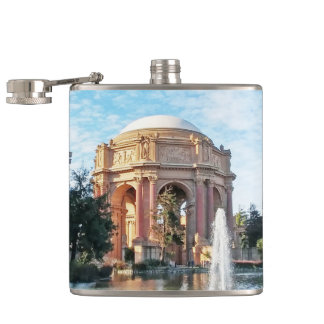 Palace of Fine Arts - San Francisco Hip Flask