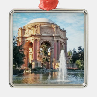 Palace of Fine Arts - San Francisco Metal Ornament