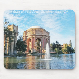 Palace of Fine Arts - San Francisco Mouse Pad