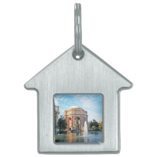 Palace of Fine Arts - San Francisco Pet ID Tag