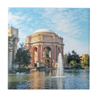 Palace of Fine Arts - San Francisco Tile