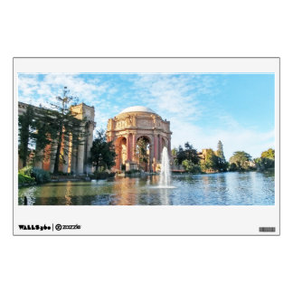 Palace of Fine Arts - San Francisco Wall Sticker