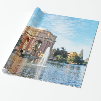 Palace of Fine Arts - San Francisco Wrapping Paper