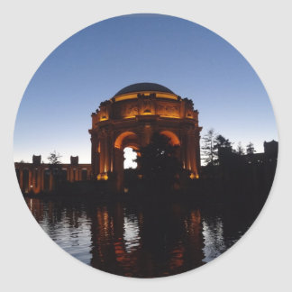 Palace of Fine Arts Sticker (San Francisco, CA)