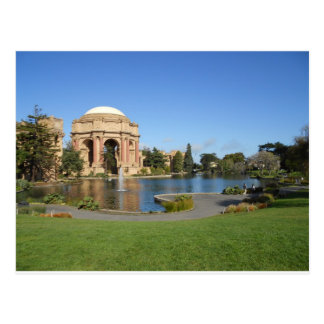 Palace of Fine Arts Theatre San Francisco Postcard