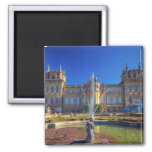 Palace of France Fridge Magnet