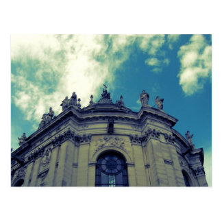 Palace of versailles France Postcard
