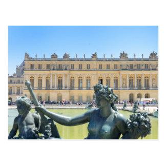 Palace of Versailles Paris France Postcard