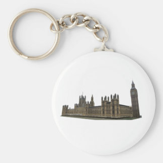 Palace of Westminster: Houses of Parliament: Keychain
