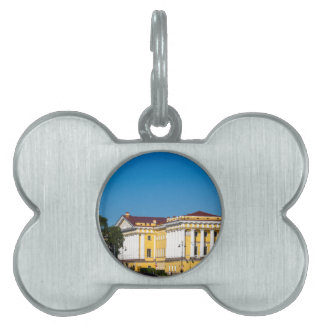 Palace Square St Petersburg Russia Pet ID Tag