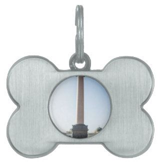 Palace Square St Petersburg Russia Pet Name Tag