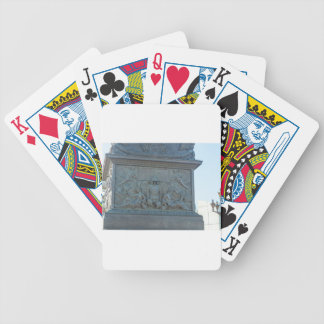 Palace Square St Petersburg Russia Poker Deck