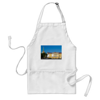 Palace Square St Petersburg Russia Standard Apron