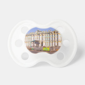 Palace Square St Petersburg Russia White Nights Baby Pacifiers