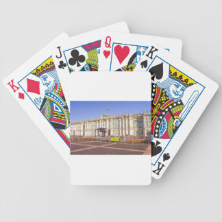 Palace Square St Petersburg Russia White Nights Poker Deck