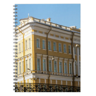 Palaces Neva River Notebook