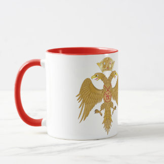 Palaiologos Eagle Mug