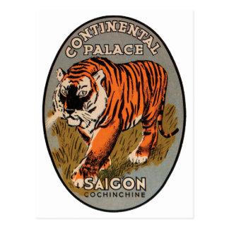 Palais de Contenintal Saigon Cartes Postales