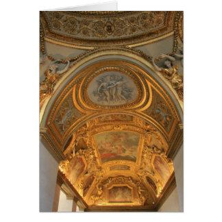 Palais du Louvre Card